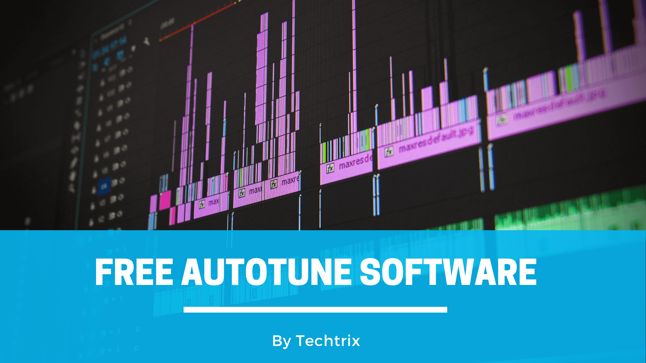 Free Autotune Software