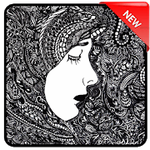 Drawing Zentangle Art  for PC Windows and Mac
