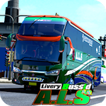 Livery Bussid ALS  for PC Windows and Mac