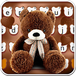 Lovely Bear Keyboard  for PC Windows and Mac
