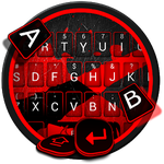 Red And Black Nike Keyboard Theme  for PC Windows and Mac