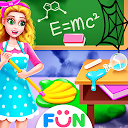 School House Clean up – Baby Girl Cleaning Games